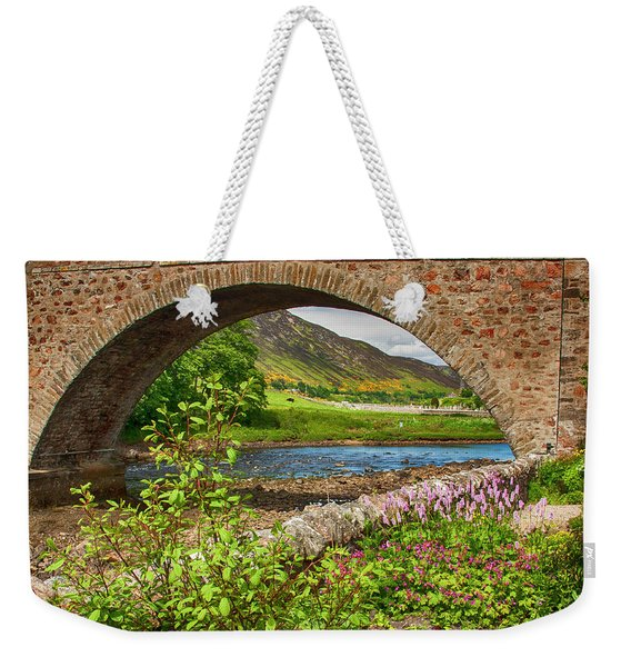Helmsdale Bridge Weekender Tote Bag
