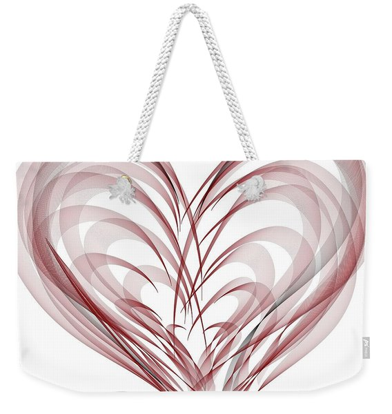 Help For The Healing Hearts Weekender Tote Bag