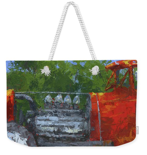 Hemi Hot Rod Weekender Tote Bag