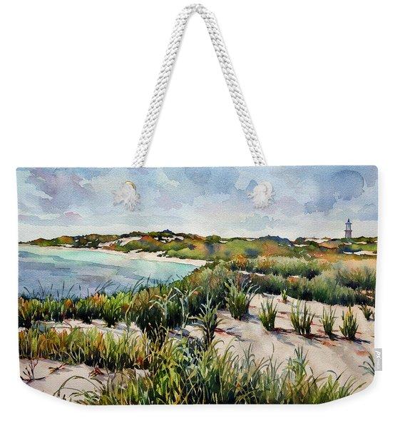 Henlopen Dunes Weekender Tote Bag
