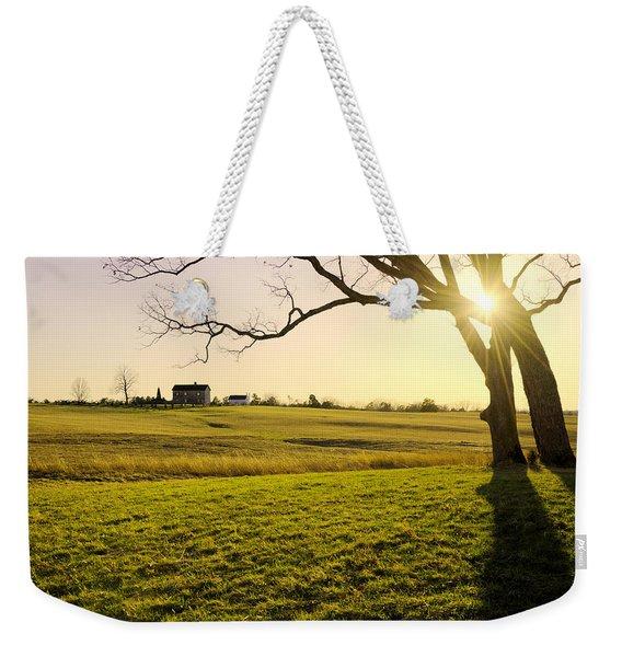 Henry Hill Weekender Tote Bag