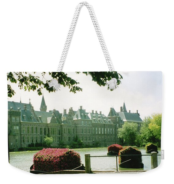 Her Majesty's Garden Weekender Tote Bag
