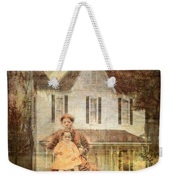 Her Memories Are Written Weekender Tote Bag