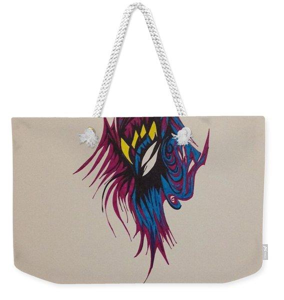 Royal Weekender Tote Bag