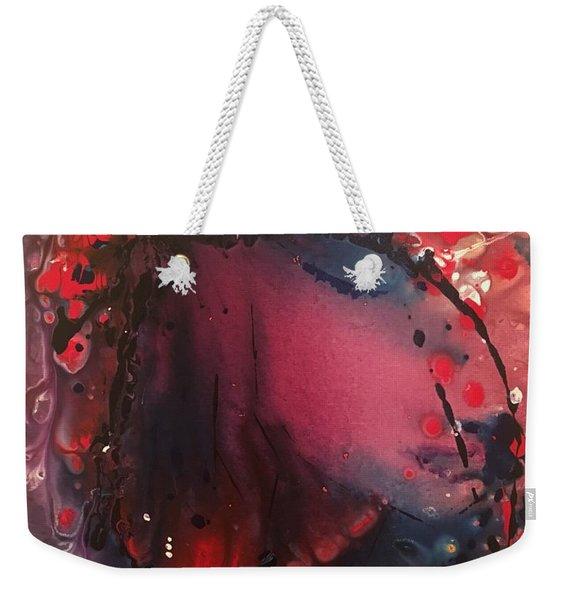 Her Story Weekender Tote Bag