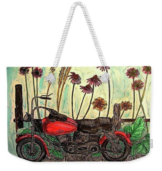 Her Wild Things  Weekender Tote Bag