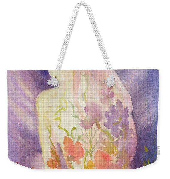 Herbal Goddess  Weekender Tote Bag