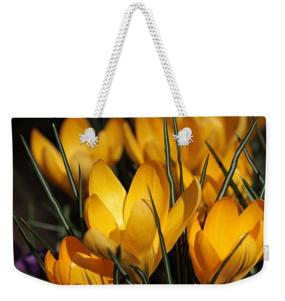 Here They Come Weekender Tote Bag