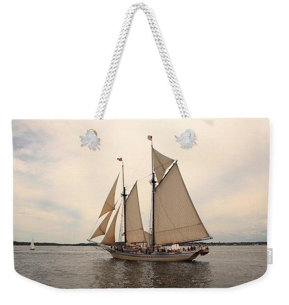 Heritage In Penobscot Bay Weekender Tote Bag