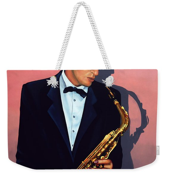 Herman Brood Weekender Tote Bag