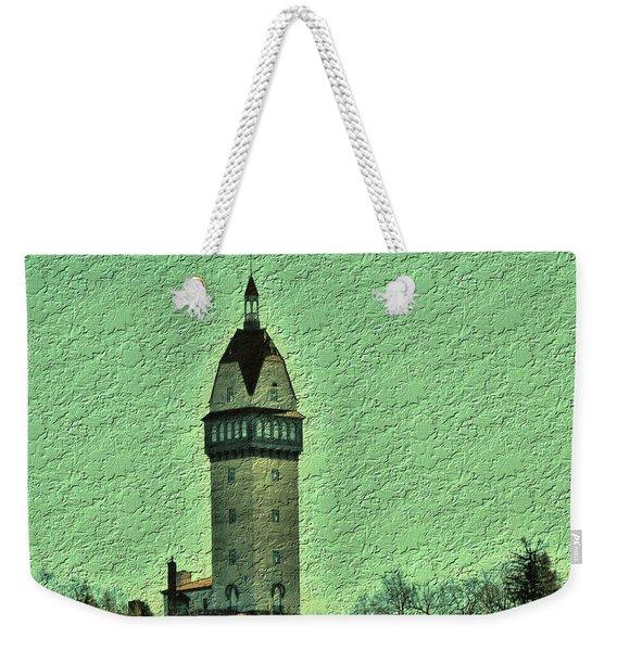 Heublein Tower Weekender Tote Bag
