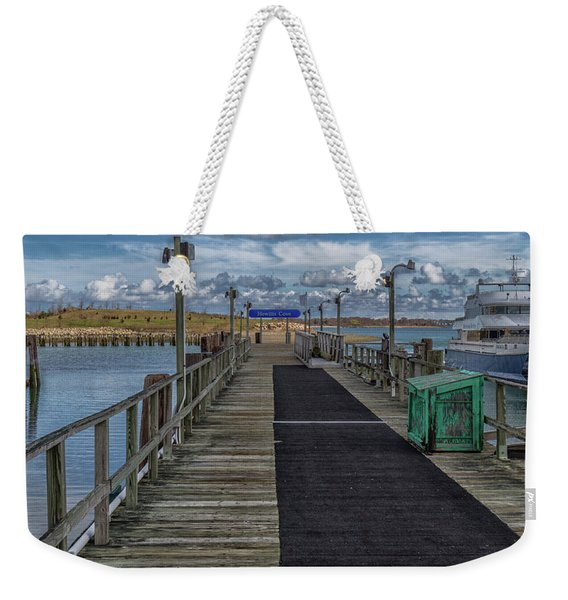 Hewitts Cove Weekender Tote Bag