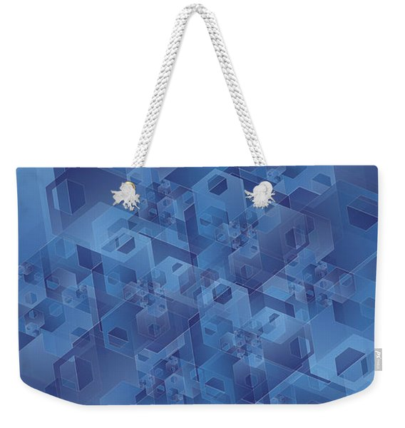 Hexentricity 1 Weekender Tote Bag