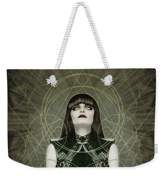 Hexymphony Weekender Tote Bag
