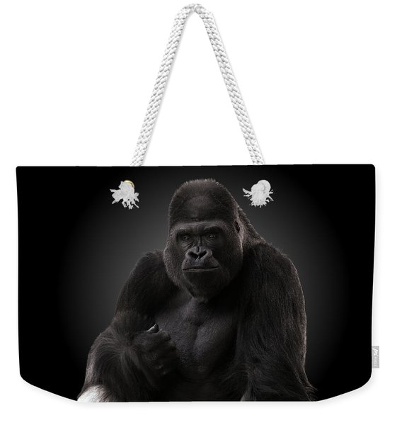 Hey There - Gorilla Weekender Tote Bag