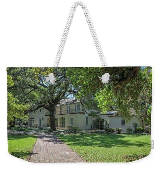 Heyman House 9 Weekender Tote Bag