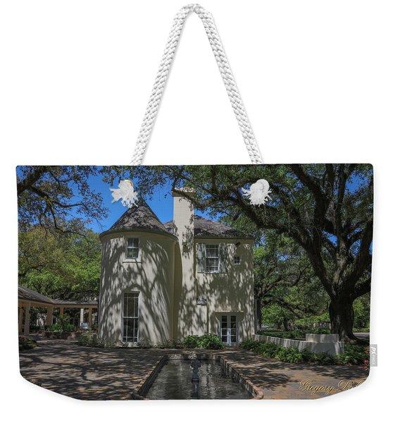 Heyman House Fountain Weekender Tote Bag