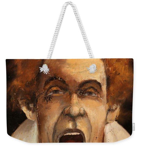 Hhaaaahh Weekender Tote Bag