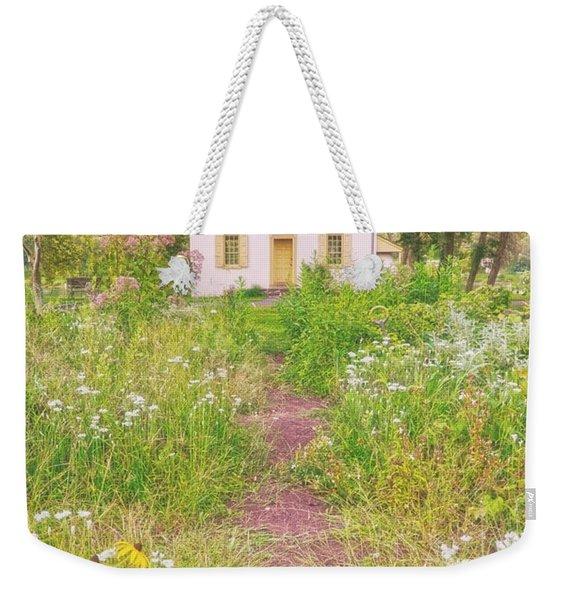 Hibbs House Weekender Tote Bag