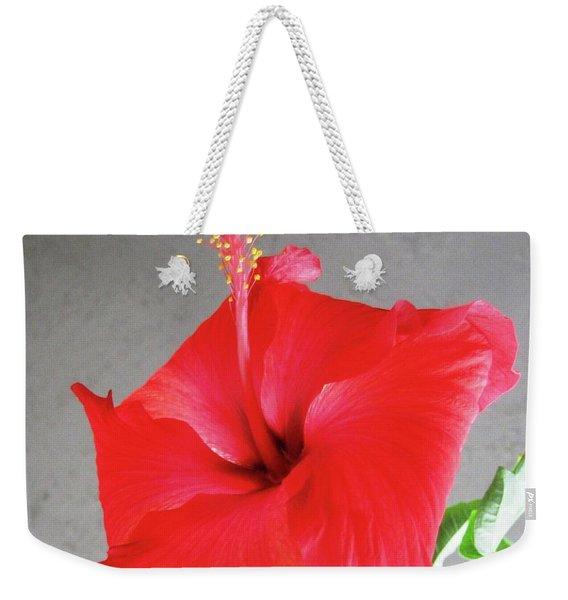 Hibiscus #2 Weekender Tote Bag