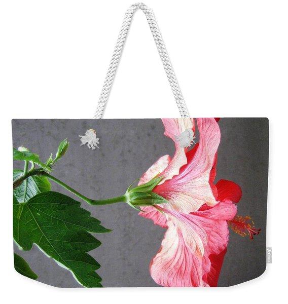 Hibiscus #4 Weekender Tote Bag