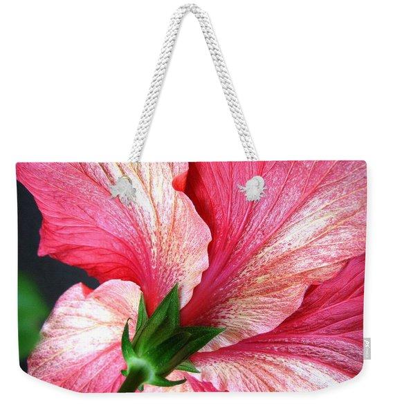 Hibiscus #5 Weekender Tote Bag