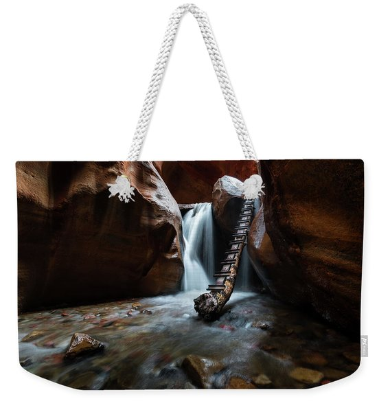Hidden Canyon 2 Weekender Tote Bag