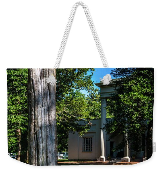 Hidden Columns - Color Weekender Tote Bag