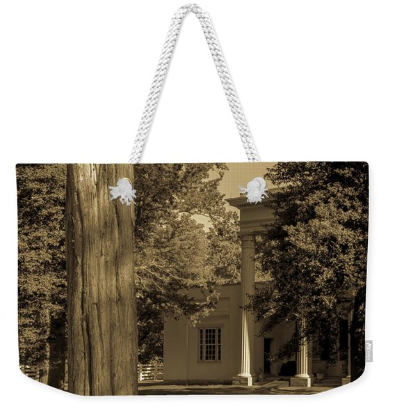 Hidden Columns  Weekender Tote Bag
