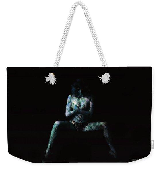 Hidden In Shadows Weekender Tote Bag