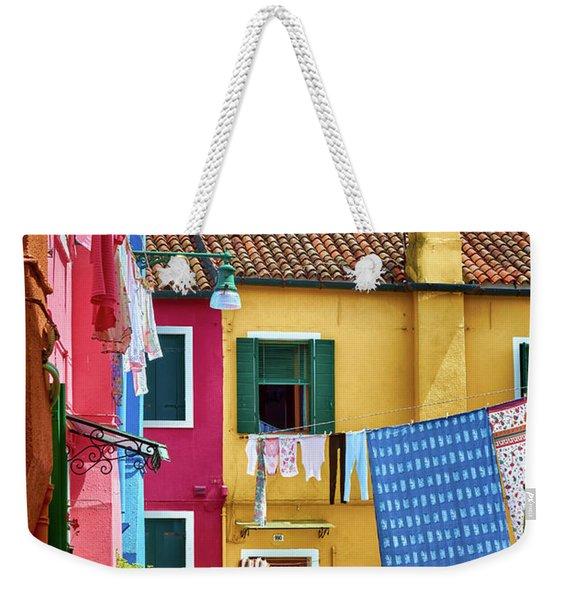 Hidden Magical Alley Weekender Tote Bag