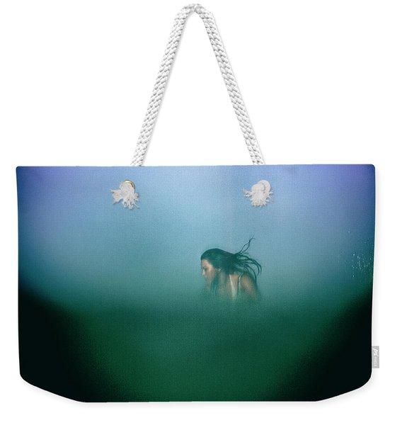 Hidden Weekender Tote Bag