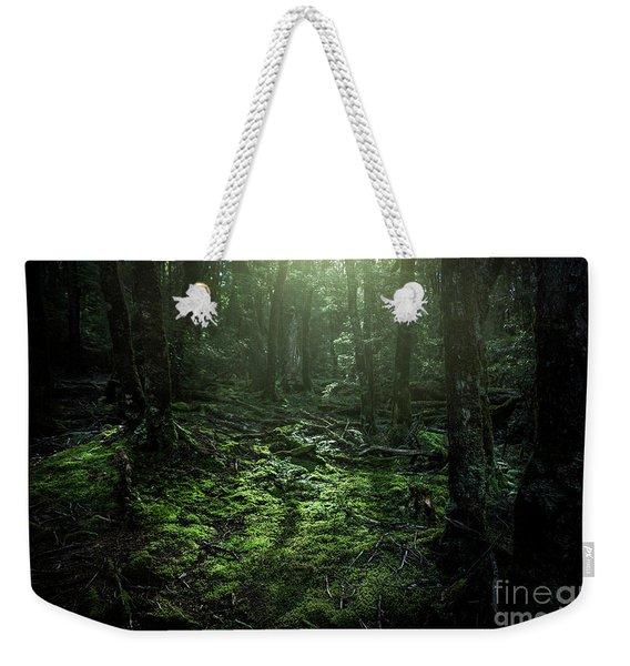 Hidden Places Weekender Tote Bag