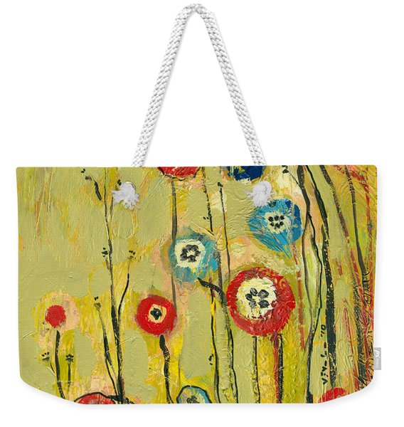 Hidden Poppies Weekender Tote Bag