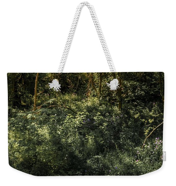 Hidden Wildflowers Weekender Tote Bag