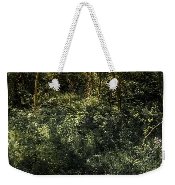 Hidden Wildflowers Weekender Tote Bag