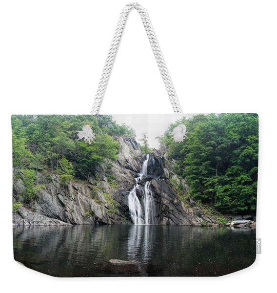 High Falls Weekender Tote Bag