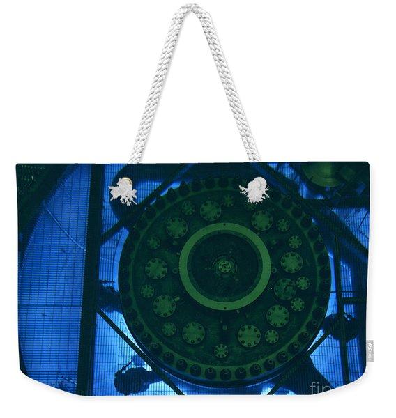 High Flux Isotope Reactor Pool Weekender Tote Bag