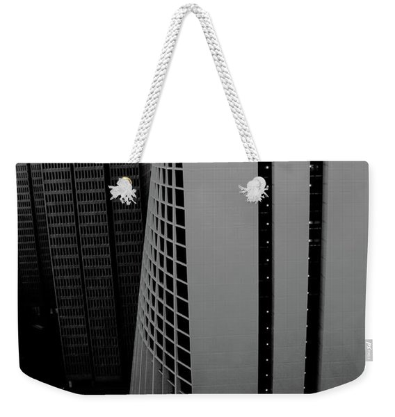 High Rise Weekender Tote Bag