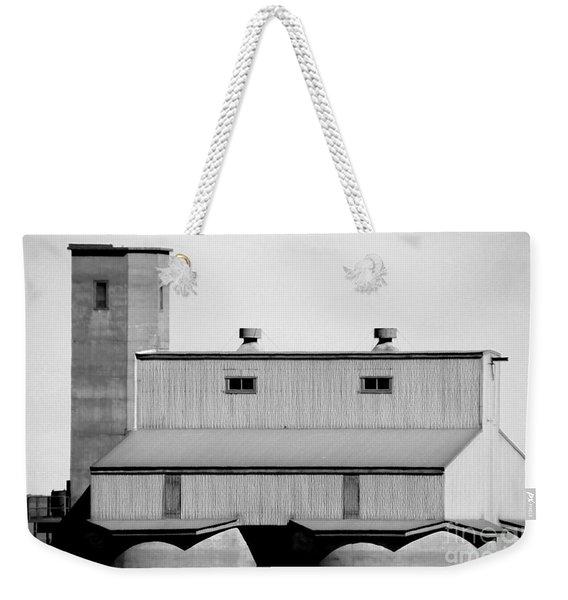 High Rise Weekender Tote Bag