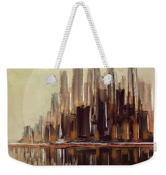 High Risers Island Weekender Tote Bag