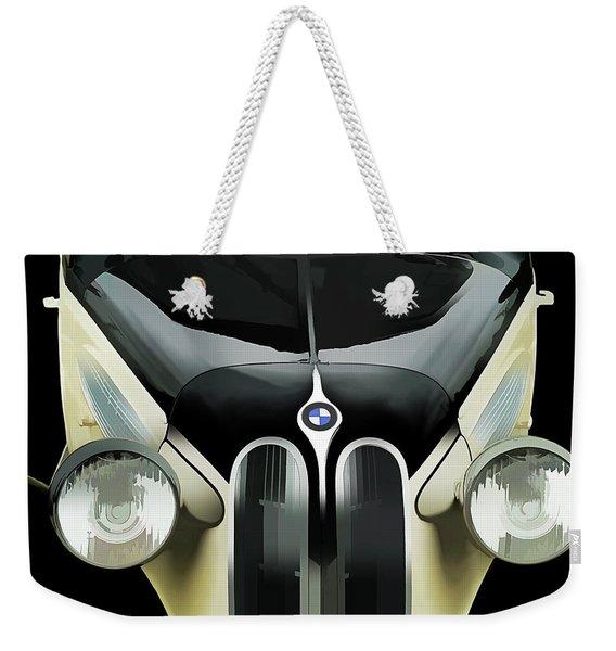 High Style Weekender Tote Bag