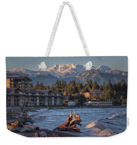 High Tide In The Bay Weekender Tote Bag