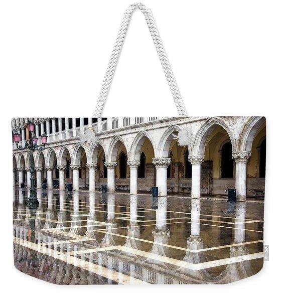 High Water At St. Mark's  Weekender Tote Bag