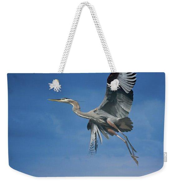 Higher Places Weekender Tote Bag