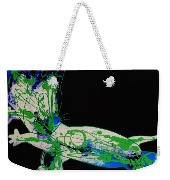 Highland Weekender Tote Bag