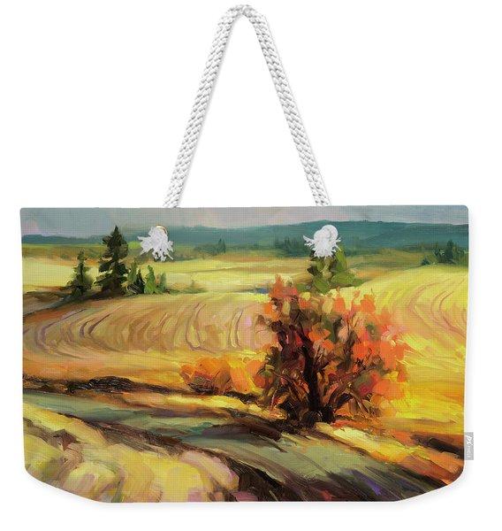 Highland Road Weekender Tote Bag