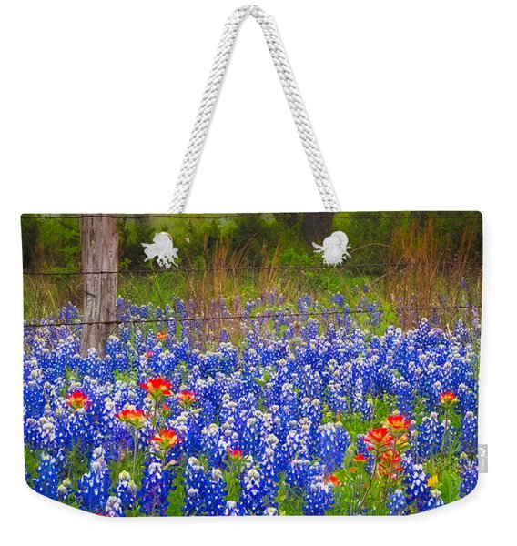 Hill Country Forest Weekender Tote Bag