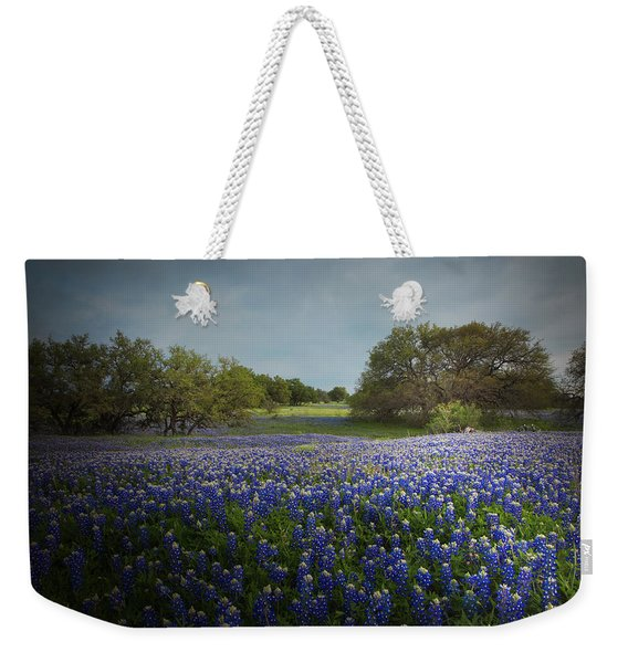 Hill Country Ranch Weekender Tote Bag