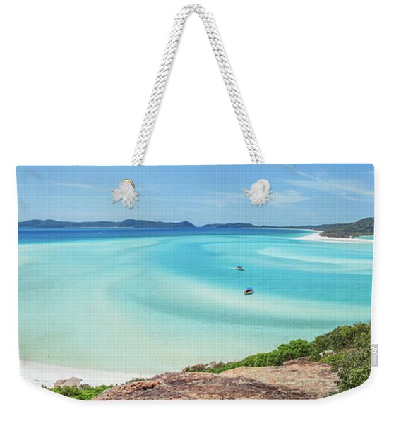 Hill Inlet Lookout Weekender Tote Bag